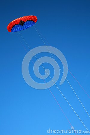 Power Kite Stock Photo - Image: 7850150