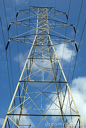 Free Power Lines Royalty Free Stock Photography - 19564417