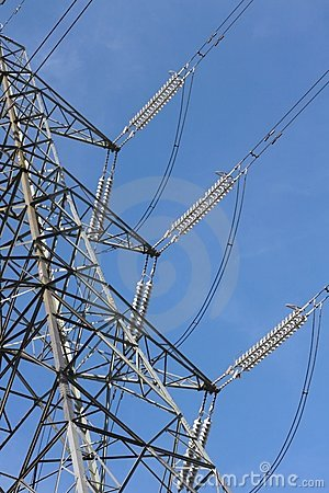Free Power Lines Stock Photo - 21066530
