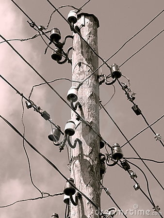 Free Power Lines Stock Images - 4011374