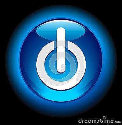 Free Power On Button Stock Photo - 17490750