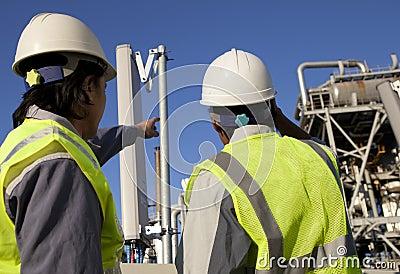 Power plant engineer