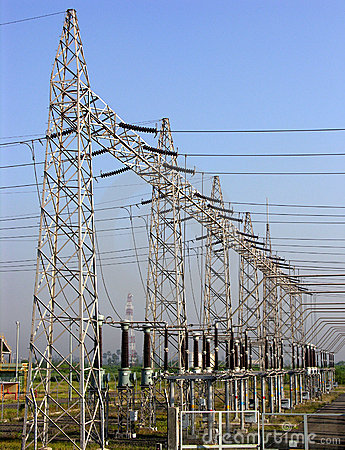 Power pole, Power poll, electricity