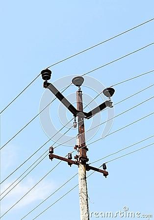 Power post