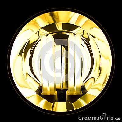 Power saving lamp