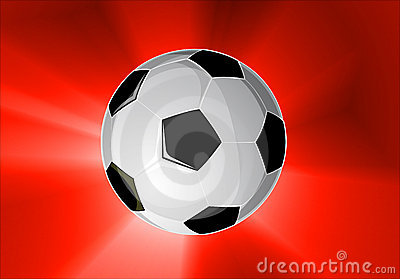 Power soccer ball