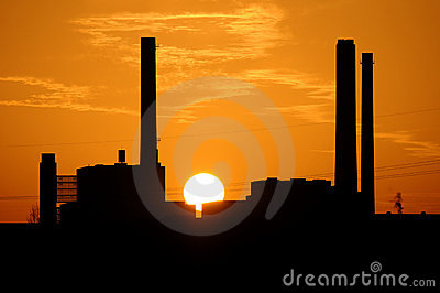 Power station 058