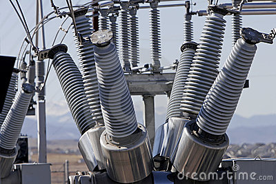 Power Station Coils & Wires