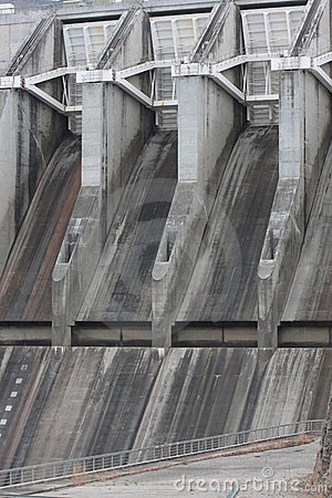 Free Power Station Spillway Stock Images - 11929894