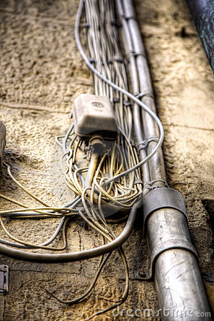 Power supply of house