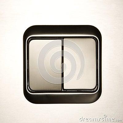 Power switch.