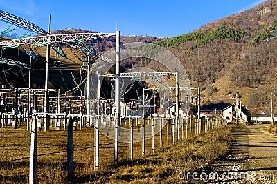 Power Utility Substation
