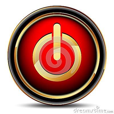 Power web icon