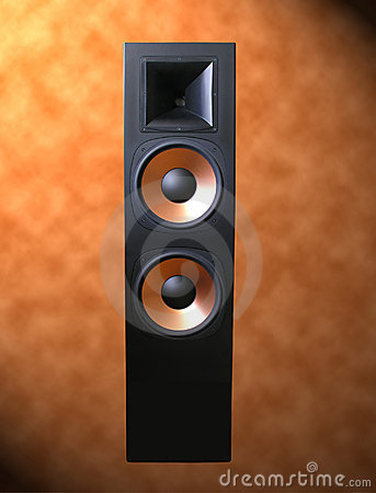 Free Powerful Quality Speaker Royalty Free Stock Image - 129416
