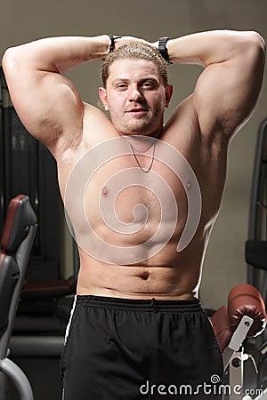 Powerful torso