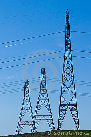 Powerline towers