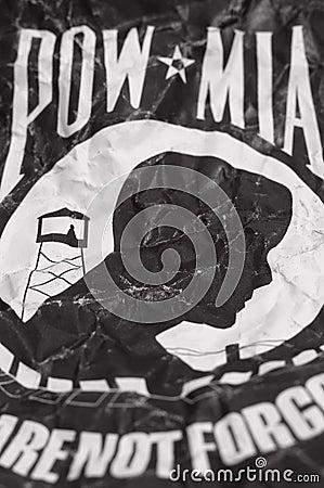 POWMIA Editorial Image