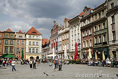 Poznan Editorial Stock Photo