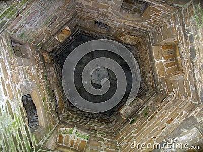 Pozzo d acqua antiquato