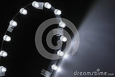 Prętowy światło