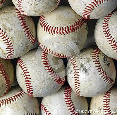 Free Practice Balls Stock Image - 57521