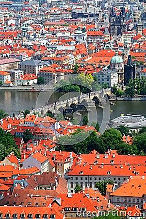 Free Prague Royalty Free Stock Photo - 1260185