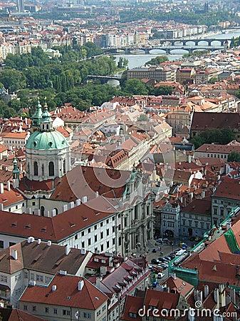 Free Prague Royalty Free Stock Photo - 514975