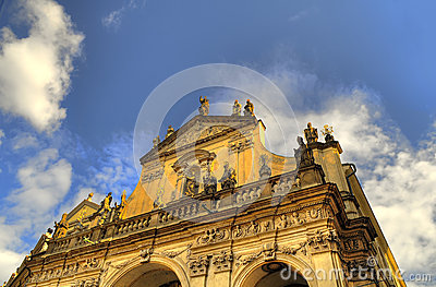 Prague architechture