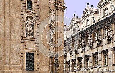 Prague architechture
