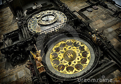 Prague astrological clock