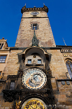 Prague Astronomical Clock -Prague Orloj