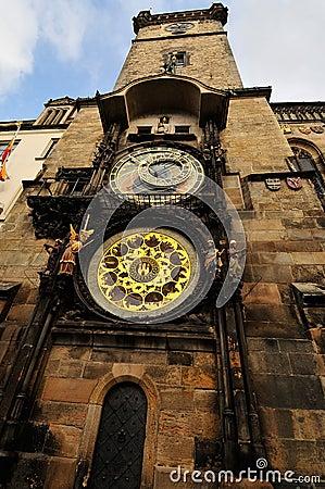The Prague Astronomical Clock Tower