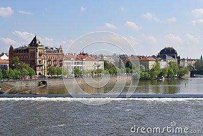 Prague-capital city of czech republic