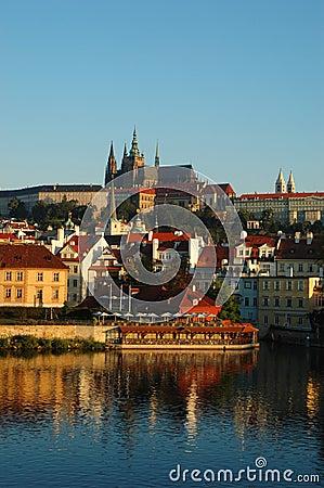 Free Prague Castle Stock Photo - 3228670