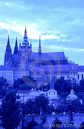 Prague castle- Czech Republic