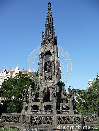 Prague catherdral