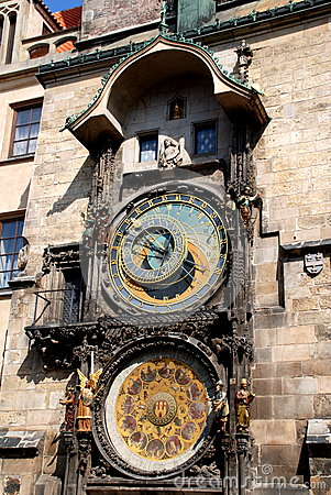 Prague, Czech Rep: Astronomical Clocks