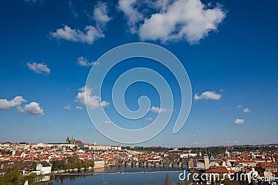 Prague, Czech Republic, old town