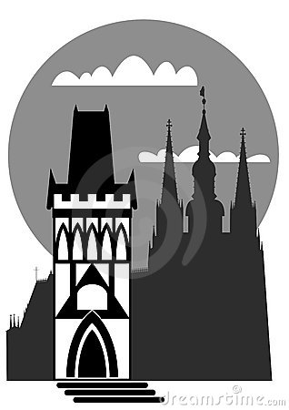 Prague - famous landmark