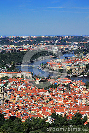 Prague historic centre