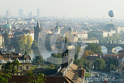 Prague - historic part