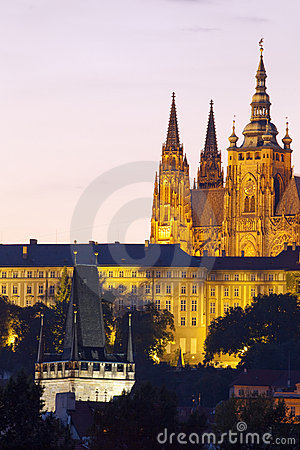 Prague - hradcany castle
