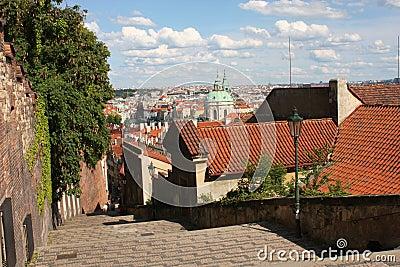 Prague landmark