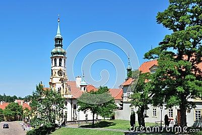 Prague Loretta, 17 century