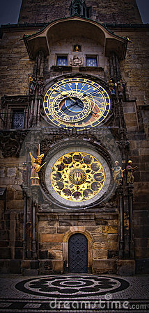 Free Prague Orloj Stock Photo - 8964480