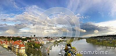 Prague Panoramic, Czech republic