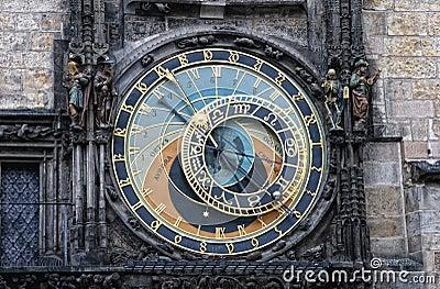 Prague - Praha - Astronomical Clock