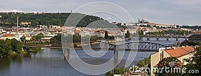 Prague s Bridges