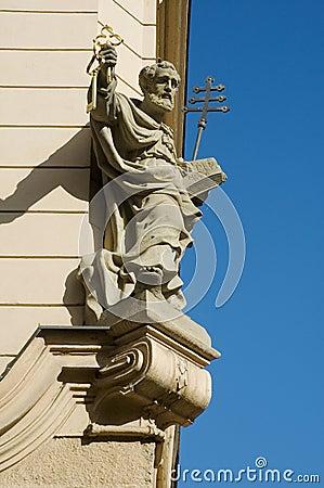 Prague Saint Peter
