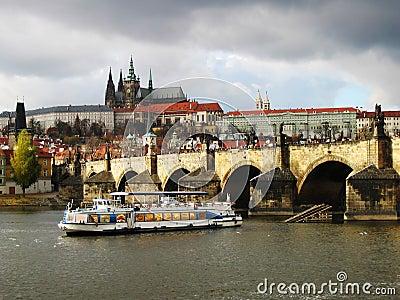 Prague ship